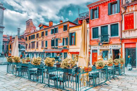 Venecijanska ulična arhitektura