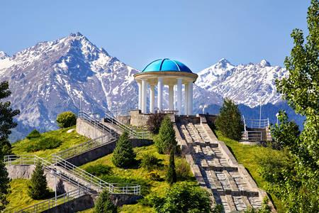 Park im. Pierwszego Prezydenta Republiki Kazachstanu