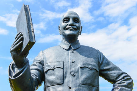 Statua di Chiang Kai-shek