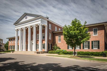 Universität von Mississippi