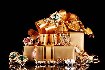 Bijuterii și cadouri din aur