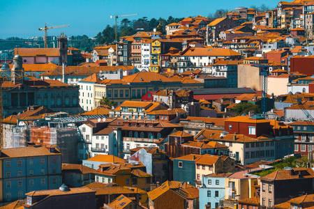 Roofs of Porto