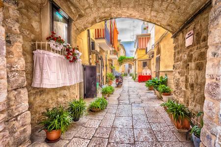 Street in Bari