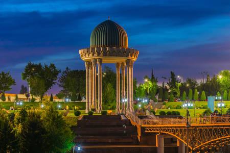 Complexo memorial em memória das vítimas da repressão