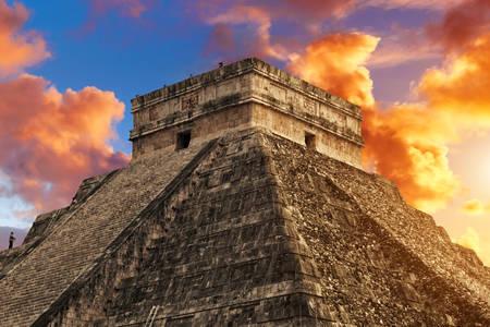 Kukulkani piramis