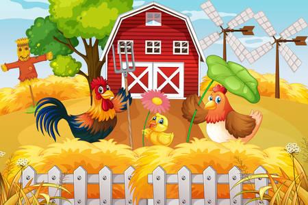 Птичья ферма