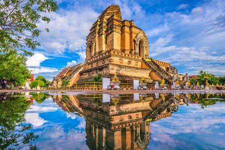 Templo Wat Chedi Luang