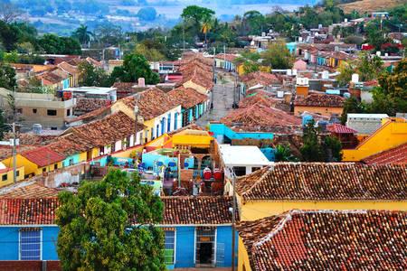 Trinidad roofs