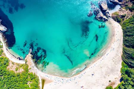 Pláž Silistar