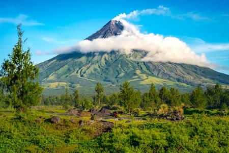 Mayon sopka