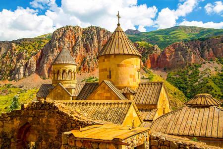 Μοναστήρι Noravank