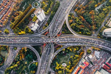 Šangajske ceste