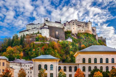 Φρούριο Hohensalzburg