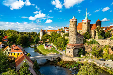 Άποψη του Bautzen