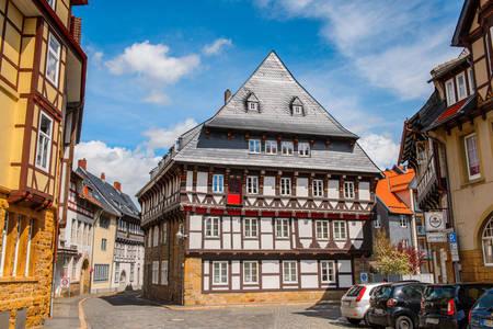 L'architecture de Goslar