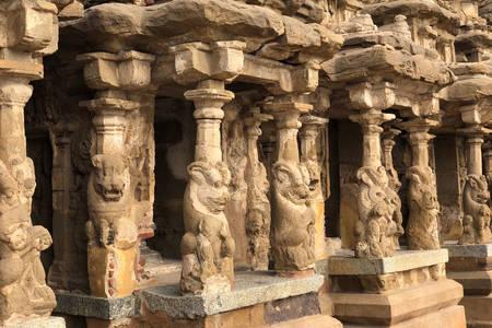 Chrám Kanchi Kailasanatar