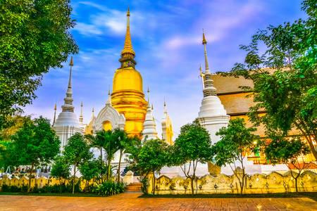Храмът Ват Суан Док