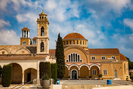New Church of St. George in Paralimni
