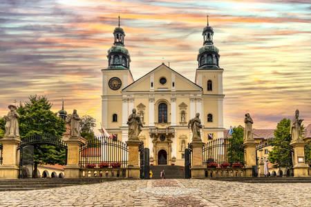 Mosteiro Kalwaria Zebrzydowska