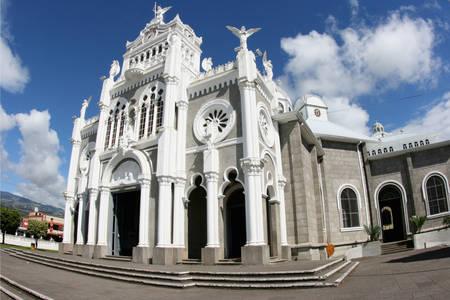 Basilique Notre-Dame des Anges à Cartago