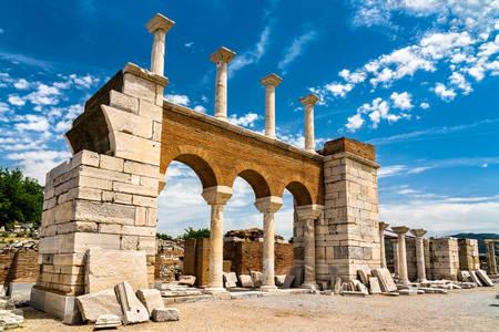Ruinas de la Basílica de San Juan
