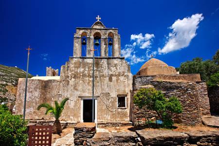 Църква Панагия Дросиани в село Мони