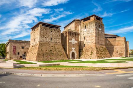 Hrad Sismondo v Rimini