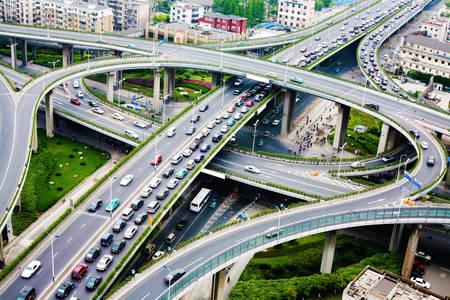 Пътен възел в Ханджоу