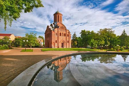 Church of St. Paraskeva Friday in Chernigov