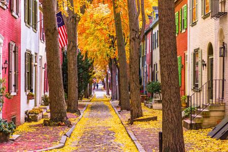 Jesenje ulice Filadelfije