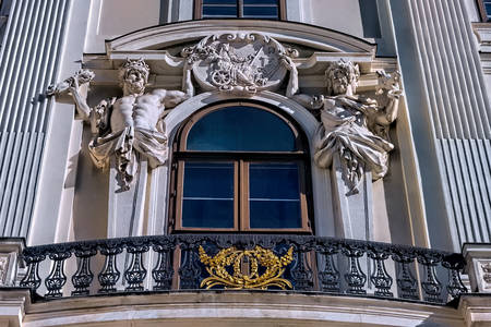 Classical architecture of Vienna