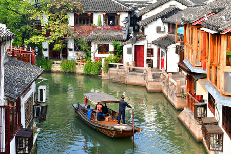 Zhujiajiao - an ancient city