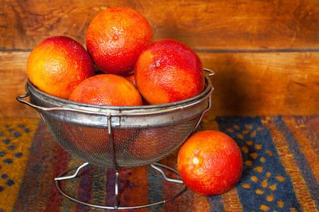Oranges siciliennes