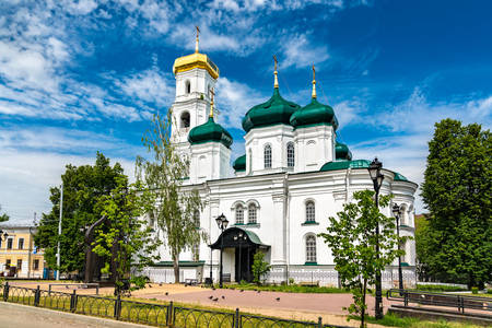 Ascension Church in Nizhny Novgorod