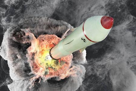 Εκτόξευση πυρηνικών πυραύλων