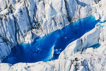 Alaska buzulları