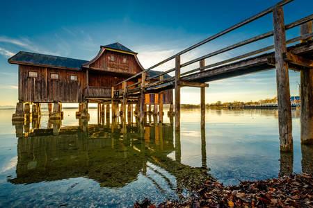 Casa sul lago Starnberger See