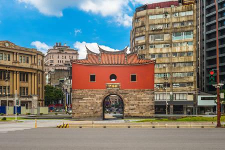 Taipei North Gate