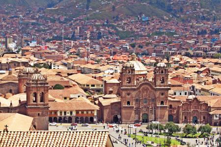 Város Cuzco