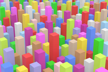 3D abstraction: cuboids