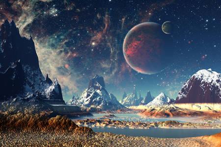 Чужорідні планети