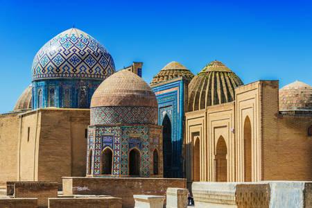 Insieme dei mausolei di Shakhi Zinda