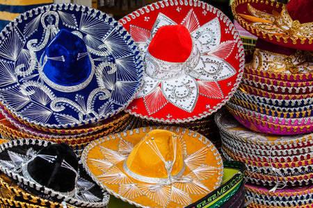 Meksykańskie sombrero