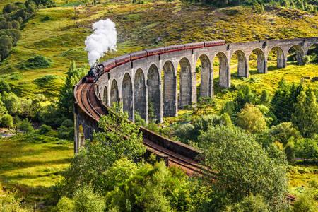 Viaduct van Glenfinnan
