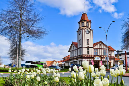 Rotorua Visitor Center