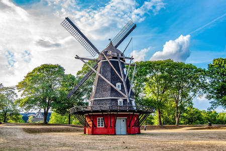 Windmill in Kastellet