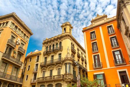 Barselona mimarisi