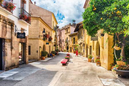 Španjolsko selo Park-muzej
