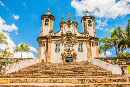 Church of Nossa Senhora do Carmo