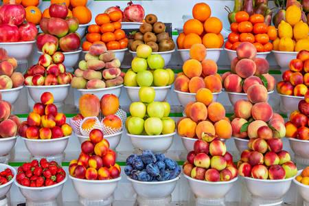 Mooie weergave van fruit